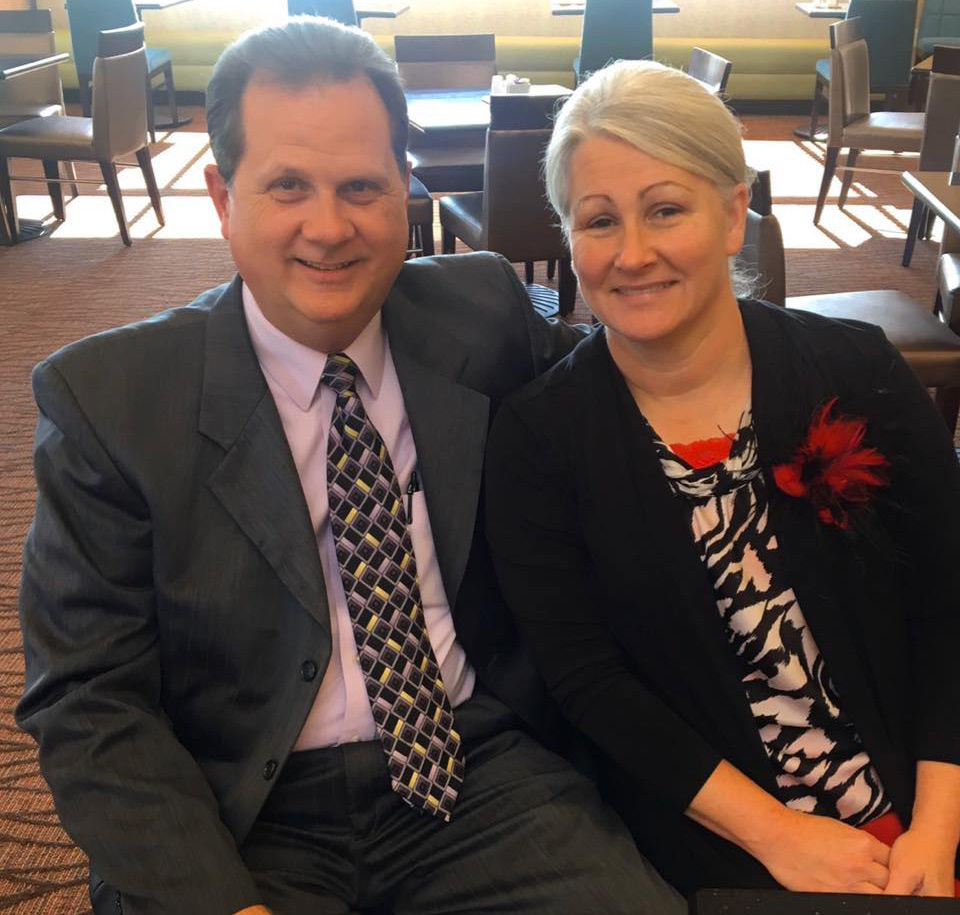 Pastor Darryl & Melinda Freeman